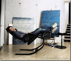 Cool latest top new technology gadgets Stokke-Gravity-Chair