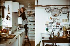 Agenda de Casa: Como limpo dentro dos armários da cozinha
