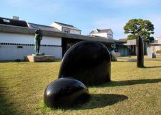 Ohara Art Museum in Kurashiki, Okayama Prefecture, Japan