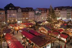 I MISS THIS SO MUCH! BEST PLACE TO BE DURING CHRISTMAS!!!  Christmas Markets in Germany - Guide to Traditional German Christmas Markets: German Christmas Market in Jena
