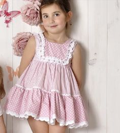 Browse unique items from PartyPrincessDresses on Etsy, a global marketplace of handmade, vintage and creative goods. Little Dresses, Little Girl Dresses, Cute Dresses, Girls Dresses, Toddler Dress, Toddler Outfits, Baby Dress, Kids Outfits, Dress Anak
