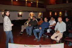 Así Somos: Charla Informativa del Programa Nacional de Clubes...