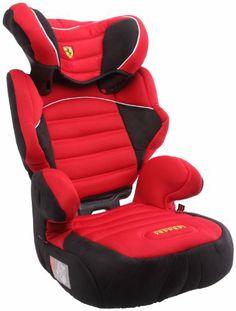 Bebé y niños - FERRARI Silla para coche 2/3 Befix SP -  http://tienda.casuarios.com/ferrari-silla-para-coche-23-befix-sp/
