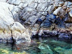 """Greece: """"Marblewater"""" -- Reflections on the Aegean Sea"""