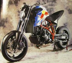 Trick Supermotard Picture Thread - Page 22 - Custom Fighters - Custom Streetfighter Motorcycle Forum