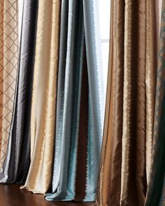 """Dream"" Curtains - Horchow"