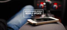 Es ist so weit - das Google Mobile Update ist ausgerollt worden und ab sofort wird dies Einfluss auf die organischen Suchergebnisse für alle Websitebesitzer haben... #googlemobile #mobilegeddon #seo http://www.bhgh5.com/suchmaschinenoptimierung-seo/auswirkungen-des-google-mobile-updates/