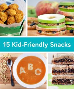 15 Healthy Snacks for Kids (And Grown-Ups, Too)