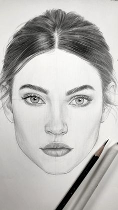 eye shapes drawing 804244445944280329 - My method of drawing face proportions Source by Girl Drawing Sketches, Art Drawings Sketches Simple, Portrait Sketches, Pencil Art Drawings, Realistic Drawings, Portrait Art, Pencil Sketch Portrait, Colored Pencil Portrait, Drawing Portraits