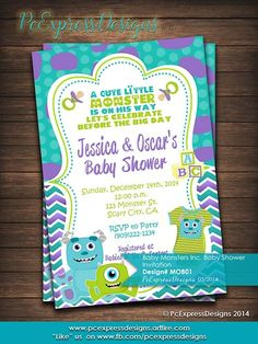 Walgreens Baby Shower Invitations