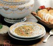 Supă cu linte şi sfeclă elveţiană