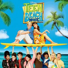 teen beach movie<<I'm fourteen and I watched the premiere. Sorrynotsorry.