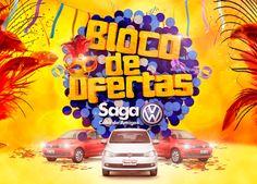 Bloco de Ofertas Saga VW on Behance