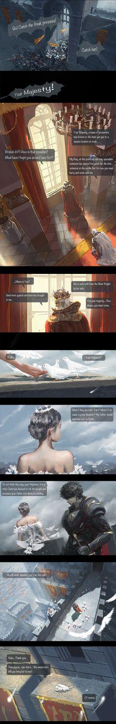 WLOP - Chapter 1 : Ice Princess (B) - image