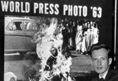 Falleció el autor de la famosa foto de un monje inmolándose en Vietnam