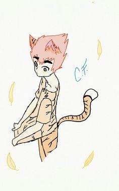Tiger!Twisting Tiger XD by: Cansu Fidan (@cansufidan) on #wattpad