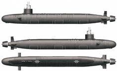 USS SSN-774 Virginia (Submarine)