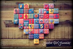 Heart Quilt | Cookie Connection