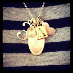 Great gift for teen girl...charm necklace