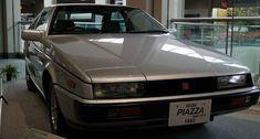 "Isuzu Piazza finest cars successor car Italdesign Giugiaro design of the ""117 coupe"" 1982"