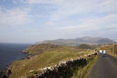 Découvrez l'Irlande en moto My Photos, Mountains, Nature, Travel, Ireland, Pathways, Naturaleza, Viajes, Trips
