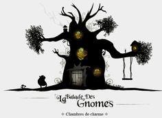 La Balade des Gnômes - Chambres de charme - Chambres d'hôtes - Bed à DURBUY (Heyd)