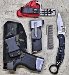 Knife Quotes, Knife Puns and Survival Quotes:Here are some favorite knife quotes, knife puns and survival quotes. Edc Tactical, Tactical Survival, Survival Tools, Tactical Knives, Spyderco Knives, Survival Fishing, Bushcraft, Everyday Carry Gear, Go Bags