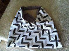 Origami Market Bag Tutorial II