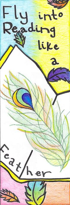 """""""Fly Into Reading"""" by Sariah F. 