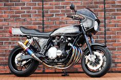 Racing Cafè: Kawasaki Z 1000R No.006 by Bull Dock
