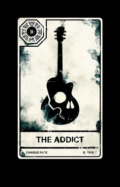 Lost Tarot: The Addict