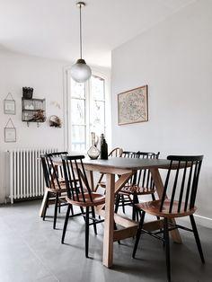 Uberlegen Chez Mylène Kiener, Frangin Frangine, Maison Paris, Photo Billie Blanket  Tisch, Kleine