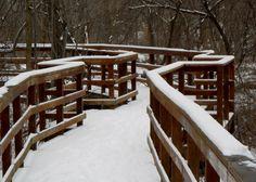 Burchfield Nature & Art Center in West Seneca - winter Mountain Bike Trails, Hiking Trails, West Seneca, County Park, Canoe And Kayak, Cross Country Skiing, Winter Months, Kayaking, River