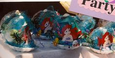 Birthday Party Theme on Ariel The Little Mermaid   Fun Party Favors