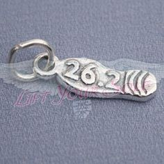 """A classic. Sterling Silver 1/2"""" charm"""