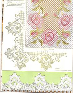 It's simple, free and blazing fast! Chicken Scratch Embroidery, Crochet Borders, Hand Stitching, Gingham, Quilts, Blanket, Simple, Lace, Internet