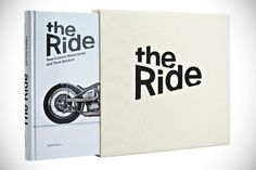 "Don't miss the Ride ""The Book of Bike EXIF"" 