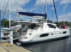 Best equipped Leopard 44 owner's version catamaran for sale. For more details, contact caroline.laviolette@catamarans.com
