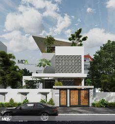 Tư vấn thiết kế kiến trúc nhà phố | MDA Architecture