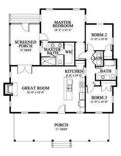66 Best Plans Images On Pinterest Home Plants House Floor Plans