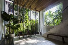 Galeria de Casa Thong / NISHIZAWAARCHITECTS - 1