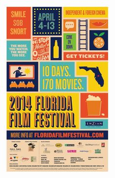 Film Festival Posters                                                       …