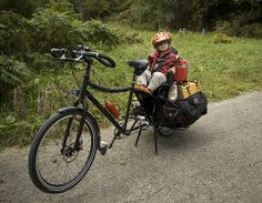 505:  Reuben's Xtracycle by grrsh, via Flickr