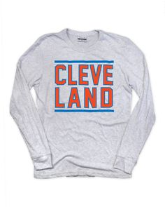 CLEVE LAND Long Sleeve