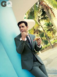 James Wolk for GQ