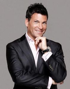 David Tutera: One of the most amazing people alive. He is a dreamer, a believer, and an achiever. He makes an woman's wedding dream a reality, yet he is one of the most humble celebrities around. I would love to meet him one day.
