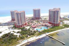 Portofino Island Resort on Pensacola Beach, FL.