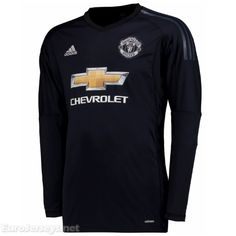 cc4a92b46 Manchester United Home Goalkeeper Long Sleeved Shirt - Cheap Football Shirts  Store