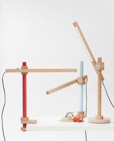 Screw-Like Furniture by Carlo Contin - Design Milk