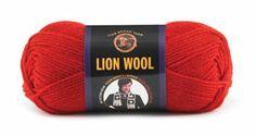 Lion  Wool Yarn from Lion Brand Yarn